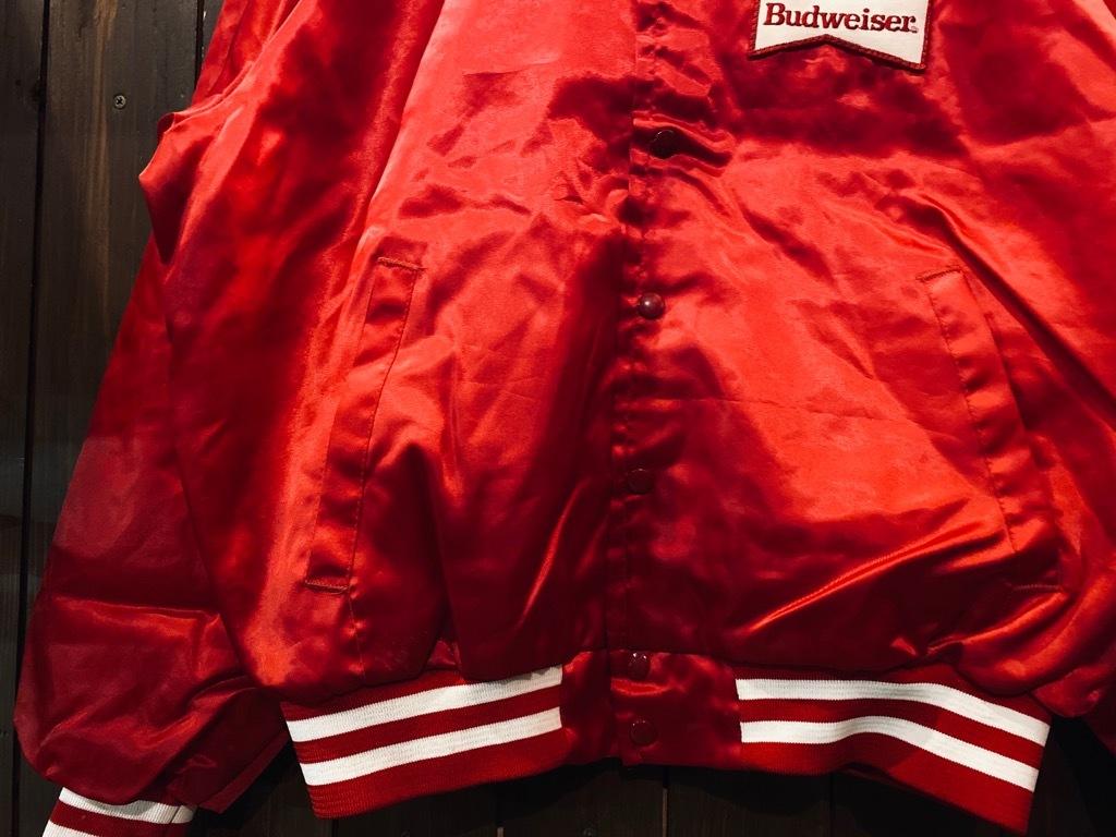 マグネッツ神戸店 8/8(土)Made in U.S.A. Nylon/Satin Varsity Jacket入荷! #3 Chain Stitch!!!_c0078587_15044413.jpg