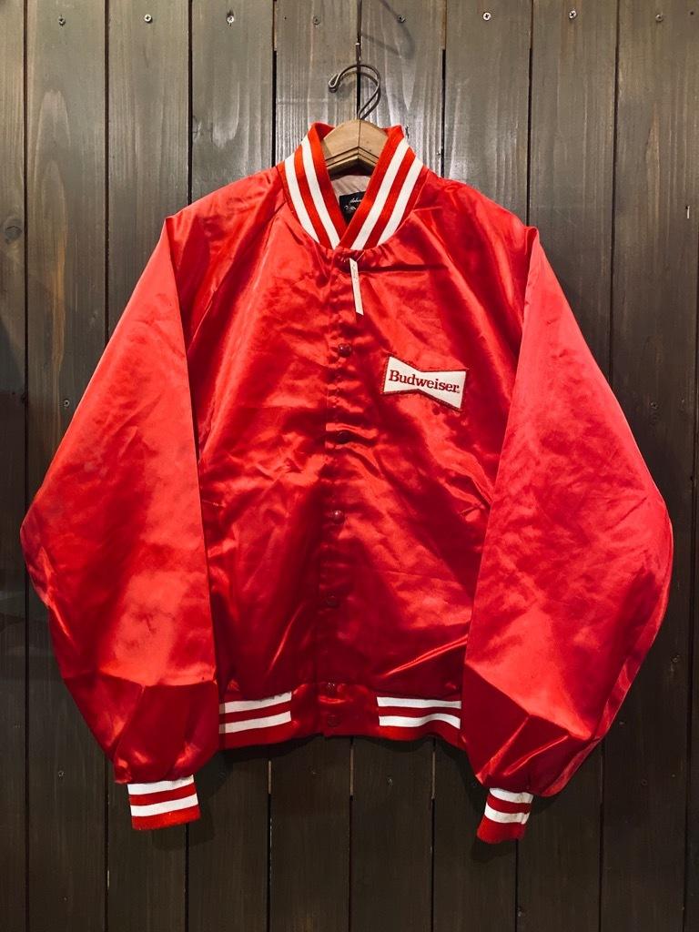 マグネッツ神戸店 8/8(土)Made in U.S.A. Nylon/Satin Varsity Jacket入荷! #3 Chain Stitch!!!_c0078587_15044555.jpg