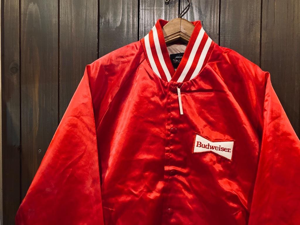 マグネッツ神戸店 8/8(土)Made in U.S.A. Nylon/Satin Varsity Jacket入荷! #3 Chain Stitch!!!_c0078587_15054351.jpg