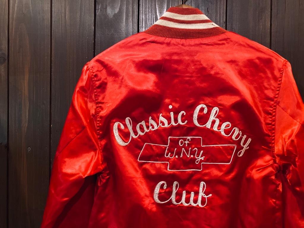マグネッツ神戸店 8/8(土)Made in U.S.A. Nylon/Satin Varsity Jacket入荷! #3 Chain Stitch!!!_c0078587_15060346.jpg