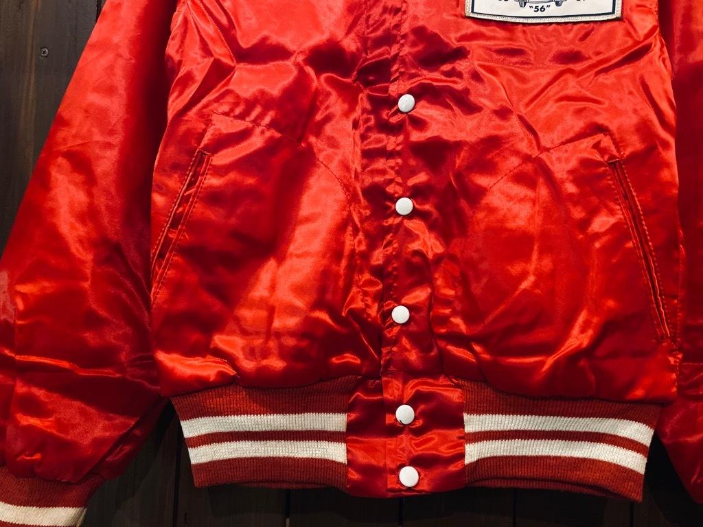 マグネッツ神戸店 8/8(土)Made in U.S.A. Nylon/Satin Varsity Jacket入荷! #3 Chain Stitch!!!_c0078587_15060397.jpg