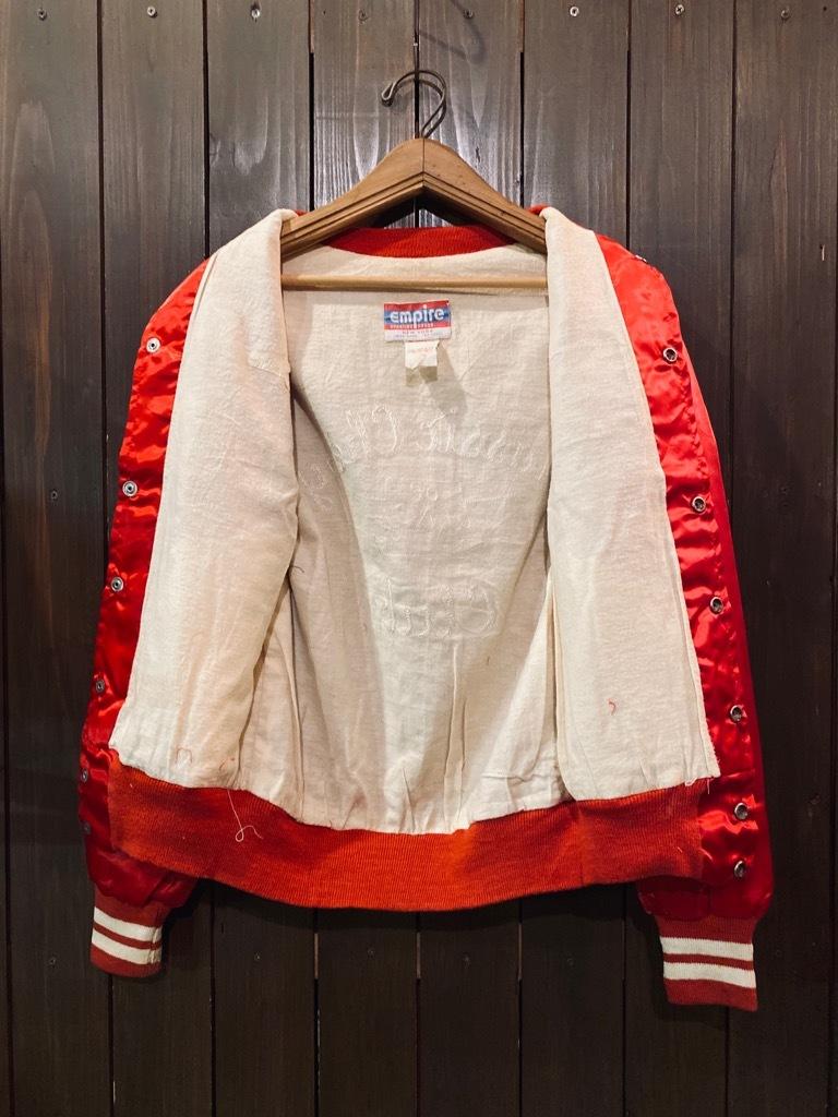 マグネッツ神戸店 8/8(土)Made in U.S.A. Nylon/Satin Varsity Jacket入荷! #3 Chain Stitch!!!_c0078587_15072342.jpg