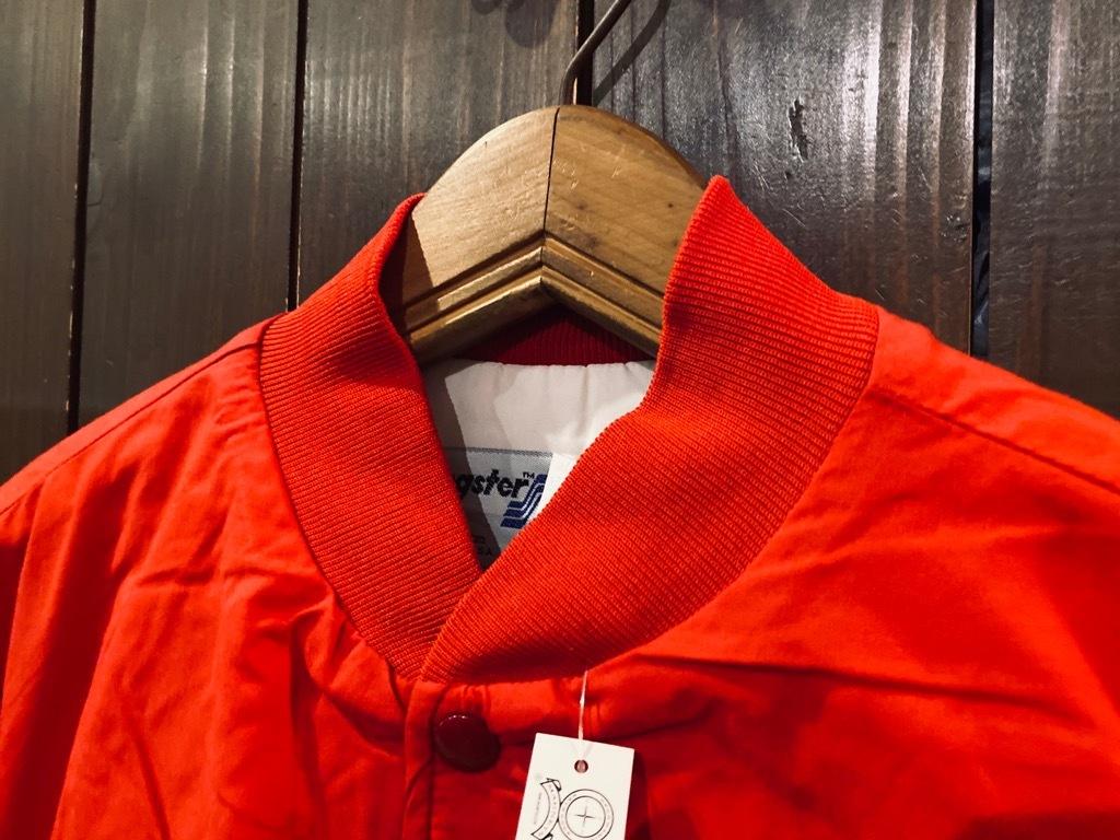 マグネッツ神戸店 8/8(土)Made in U.S.A. Nylon/Satin Varsity Jacket入荷! #3 Chain Stitch!!!_c0078587_15074876.jpg