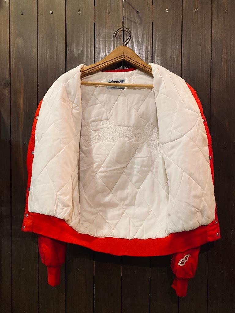 マグネッツ神戸店 8/8(土)Made in U.S.A. Nylon/Satin Varsity Jacket入荷! #3 Chain Stitch!!!_c0078587_15075060.jpg
