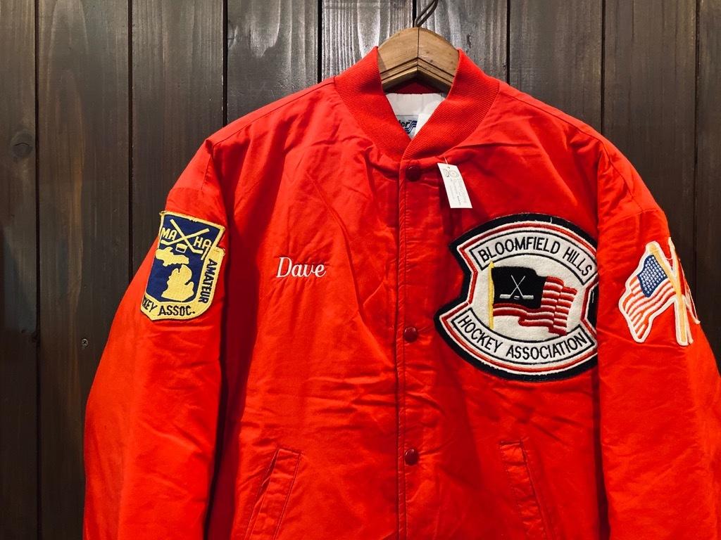 マグネッツ神戸店 8/8(土)Made in U.S.A. Nylon/Satin Varsity Jacket入荷! #3 Chain Stitch!!!_c0078587_15075088.jpg