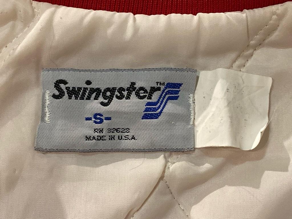 マグネッツ神戸店 8/8(土)Made in U.S.A. Nylon/Satin Varsity Jacket入荷! #3 Chain Stitch!!!_c0078587_15083671.jpg