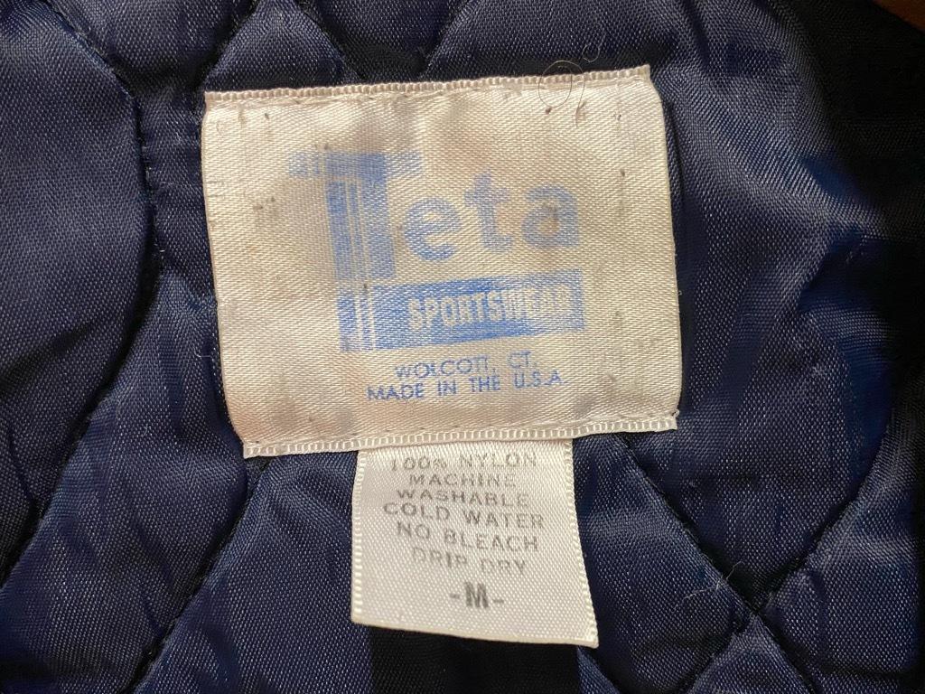 """8月8日(土)マグネッツ大阪店入荷日!\""""Nylon/Satin Varsity JKT Made In USA Part3\""""!Military,Elks&K OF C!(マグネッツ大阪アメ村店)_c0078587_15162416.jpg"""