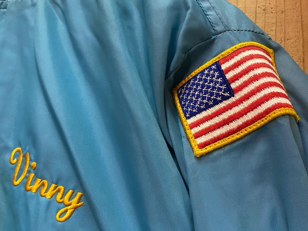 """8月8日(土)マグネッツ大阪店入荷日!\""""Nylon/Satin Varsity JKT Made In USA Part3\""""!Military,Elks&K OF C!(マグネッツ大阪アメ村店)_c0078587_15171662.jpg"""