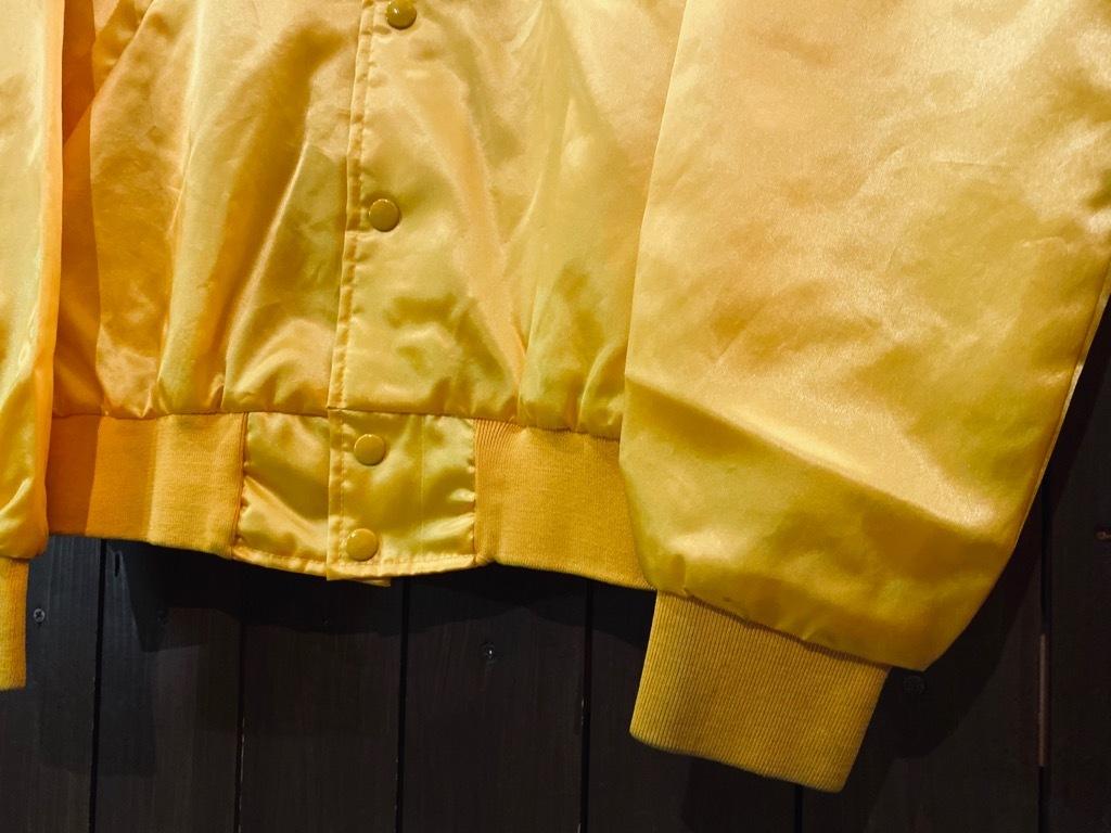 マグネッツ神戸店 8/8(土)Made in U.S.A. Nylon/Satin Varsity Jacket入荷! #3 Chain Stitch!!!_c0078587_15265303.jpg