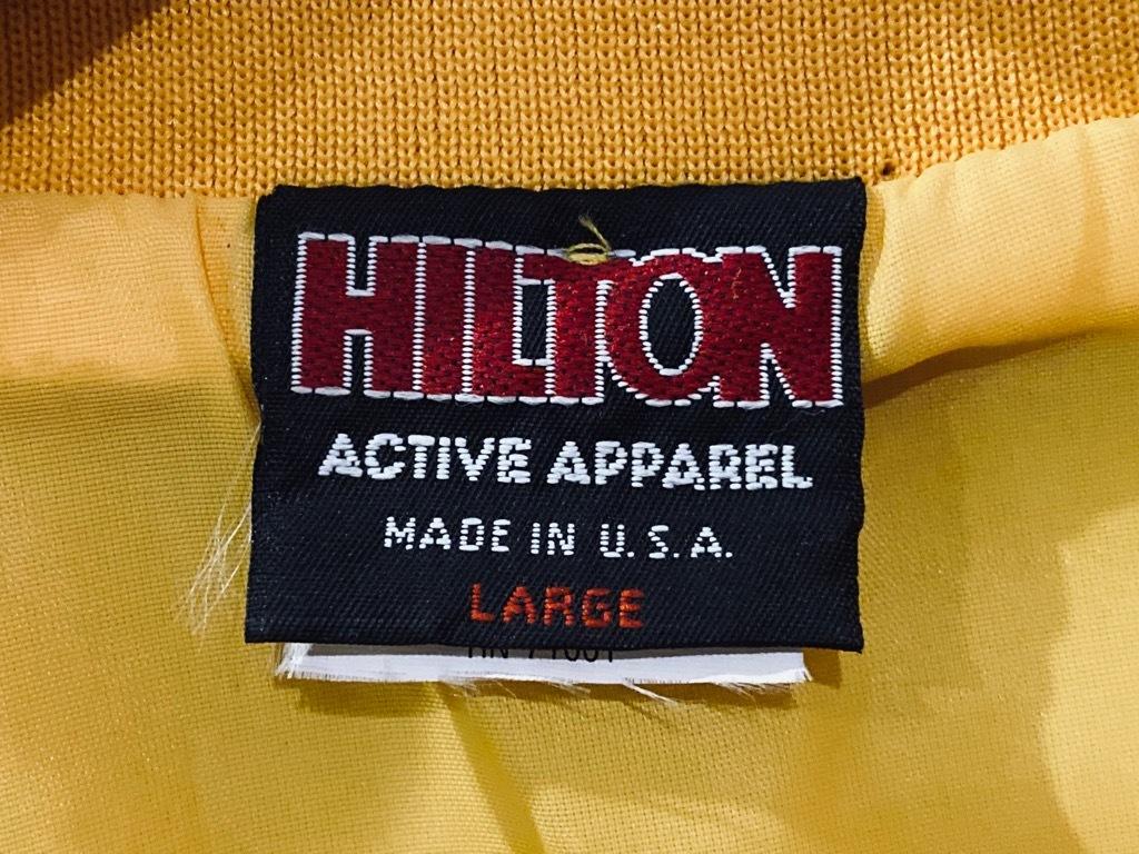マグネッツ神戸店 8/8(土)Made in U.S.A. Nylon/Satin Varsity Jacket入荷! #3 Chain Stitch!!!_c0078587_15265366.jpg