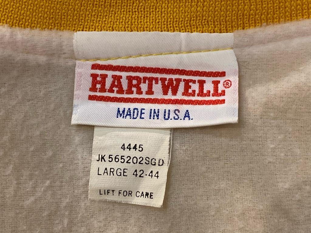マグネッツ神戸店 8/8(土)Made in U.S.A. Nylon/Satin Varsity Jacket入荷! #3 Chain Stitch!!!_c0078587_15283729.jpg