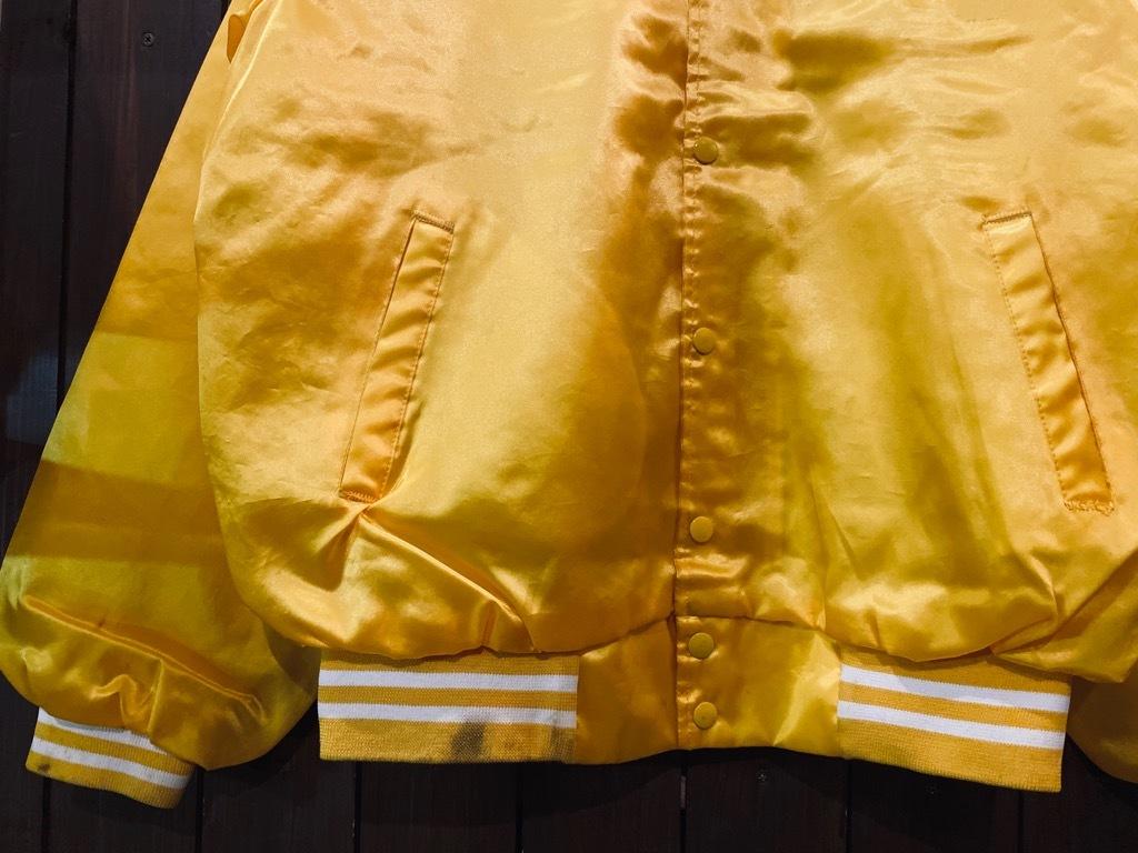 マグネッツ神戸店 8/8(土)Made in U.S.A. Nylon/Satin Varsity Jacket入荷! #3 Chain Stitch!!!_c0078587_15290489.jpg