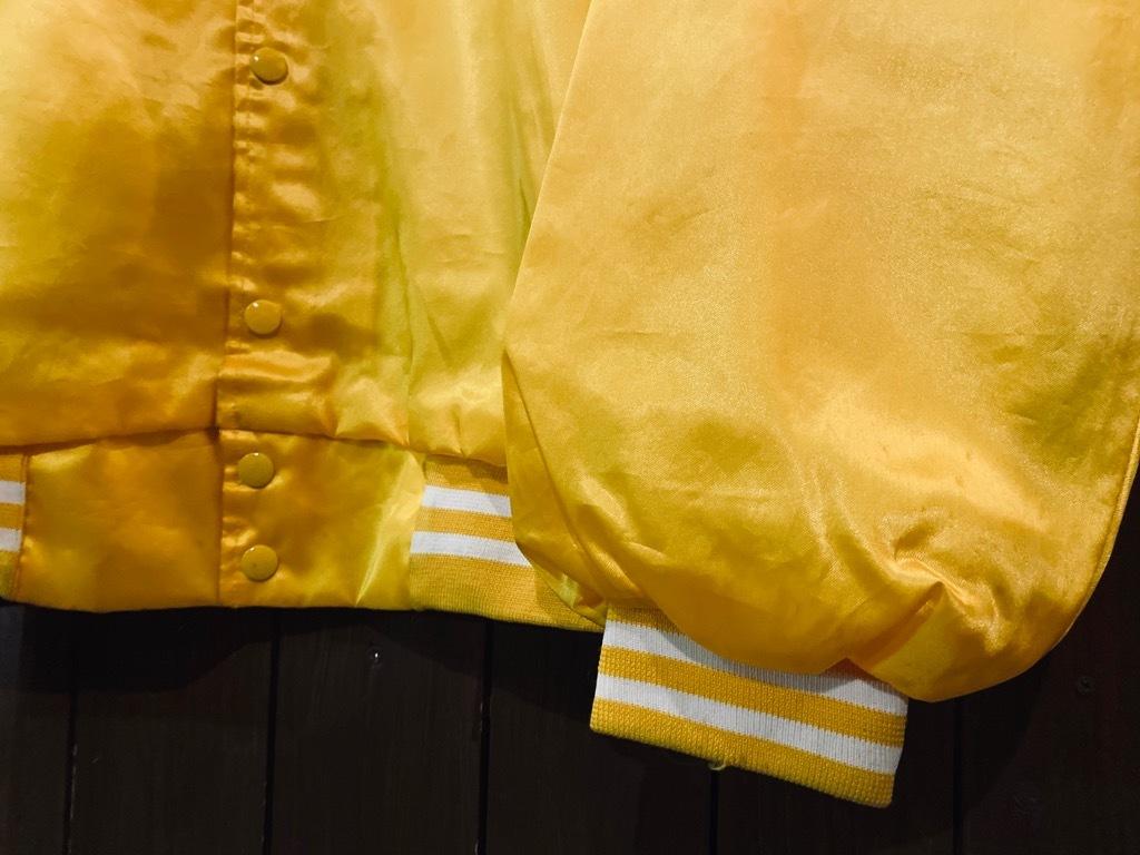 マグネッツ神戸店 8/8(土)Made in U.S.A. Nylon/Satin Varsity Jacket入荷! #3 Chain Stitch!!!_c0078587_15290512.jpg