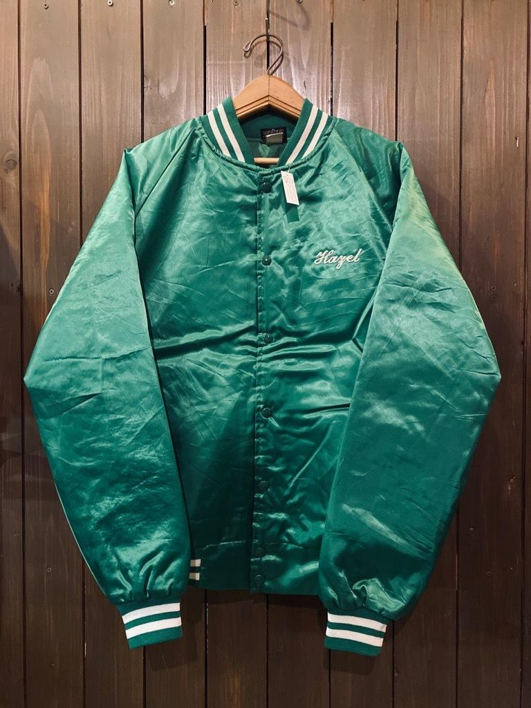 マグネッツ神戸店 8/8(土)Made in U.S.A. Nylon/Satin Varsity Jacket入荷! #3 Chain Stitch!!!_c0078587_15295145.jpg