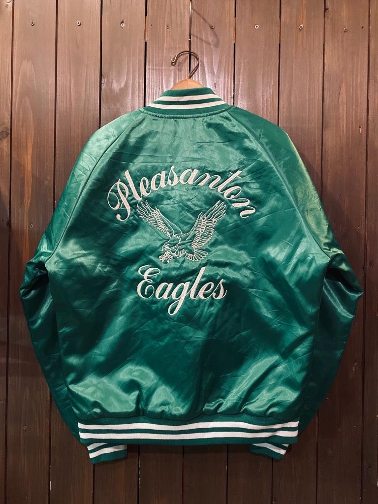 マグネッツ神戸店 8/8(土)Made in U.S.A. Nylon/Satin Varsity Jacket入荷! #3 Chain Stitch!!!_c0078587_15295146.jpg