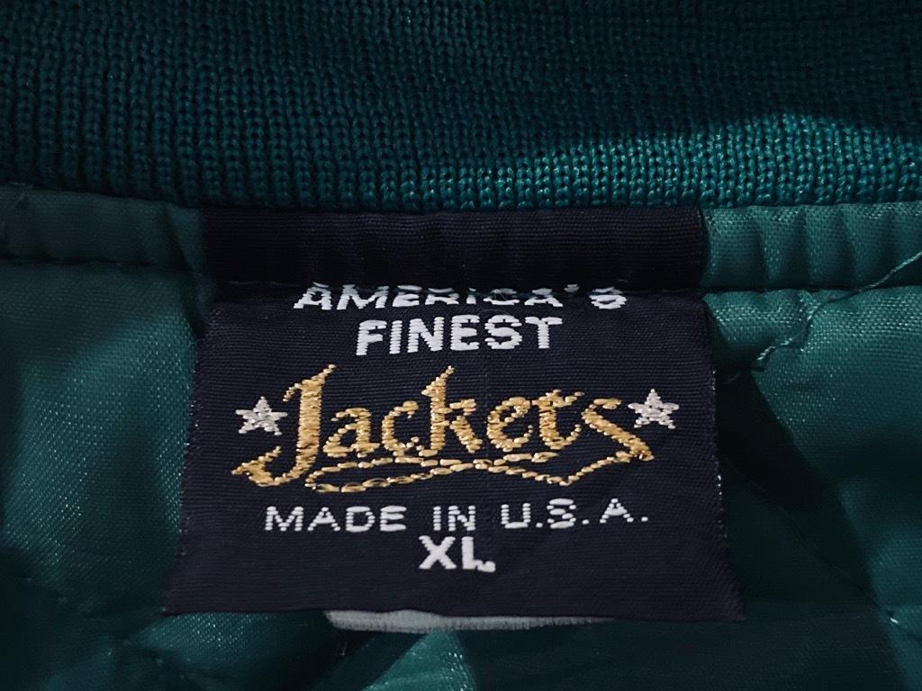 マグネッツ神戸店 8/8(土)Made in U.S.A. Nylon/Satin Varsity Jacket入荷! #3 Chain Stitch!!!_c0078587_15295159.jpg