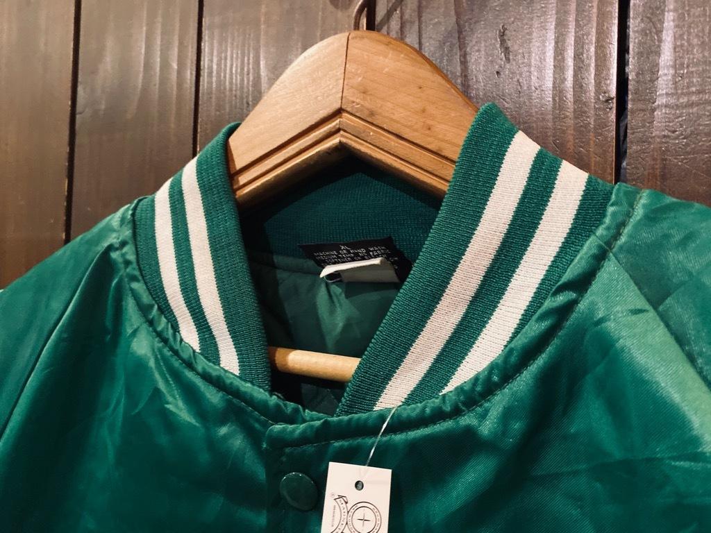 マグネッツ神戸店 8/8(土)Made in U.S.A. Nylon/Satin Varsity Jacket入荷! #3 Chain Stitch!!!_c0078587_15301573.jpg