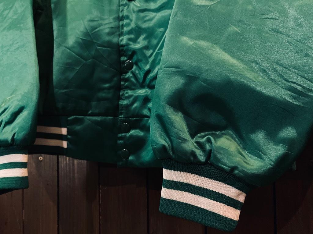 マグネッツ神戸店 8/8(土)Made in U.S.A. Nylon/Satin Varsity Jacket入荷! #3 Chain Stitch!!!_c0078587_15301599.jpg