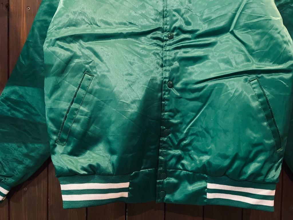 マグネッツ神戸店 8/8(土)Made in U.S.A. Nylon/Satin Varsity Jacket入荷! #3 Chain Stitch!!!_c0078587_15301634.jpg