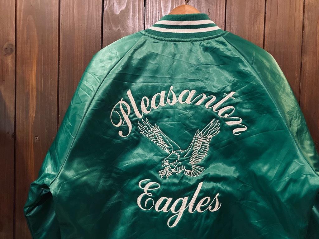 マグネッツ神戸店 8/8(土)Made in U.S.A. Nylon/Satin Varsity Jacket入荷! #3 Chain Stitch!!!_c0078587_15301680.jpg