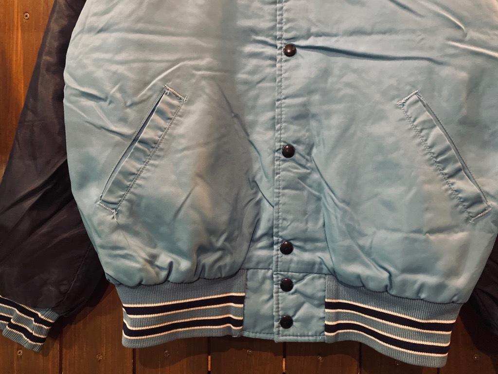 マグネッツ神戸店 8/8(土)Made in U.S.A. Nylon/Satin Varsity Jacket入荷! #3 Chain Stitch!!!_c0078587_15310991.jpg