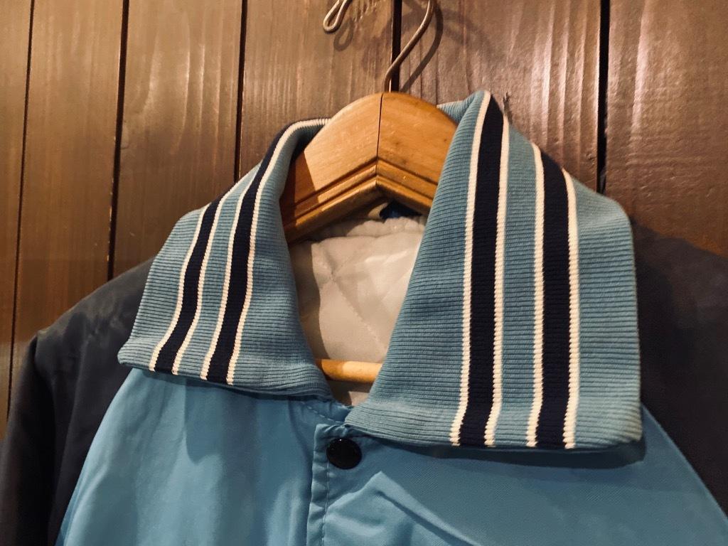 マグネッツ神戸店 8/8(土)Made in U.S.A. Nylon/Satin Varsity Jacket入荷! #3 Chain Stitch!!!_c0078587_15311062.jpg