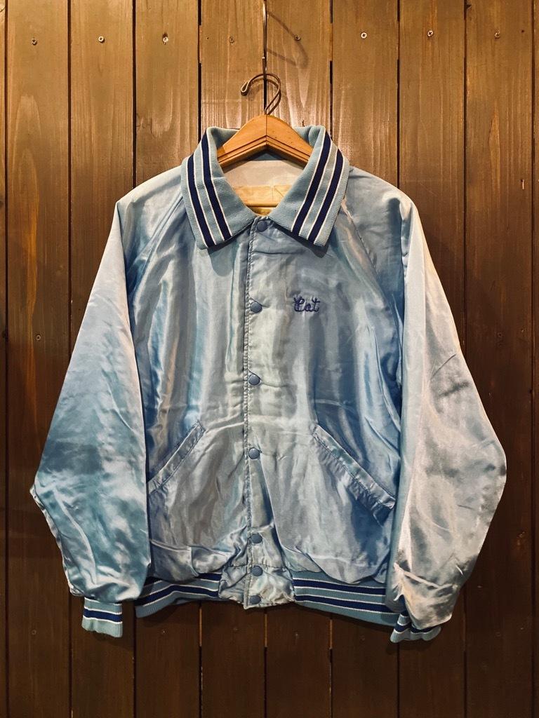 マグネッツ神戸店 8/8(土)Made in U.S.A. Nylon/Satin Varsity Jacket入荷! #3 Chain Stitch!!!_c0078587_15314123.jpg