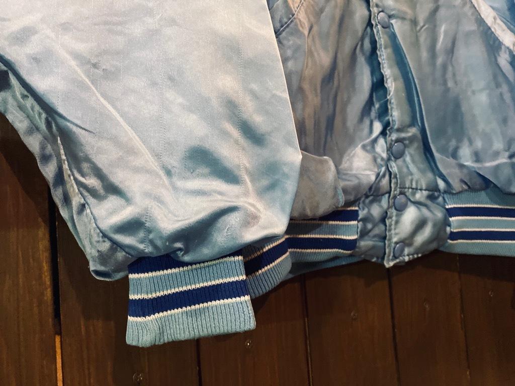 マグネッツ神戸店 8/8(土)Made in U.S.A. Nylon/Satin Varsity Jacket入荷! #3 Chain Stitch!!!_c0078587_15320869.jpg