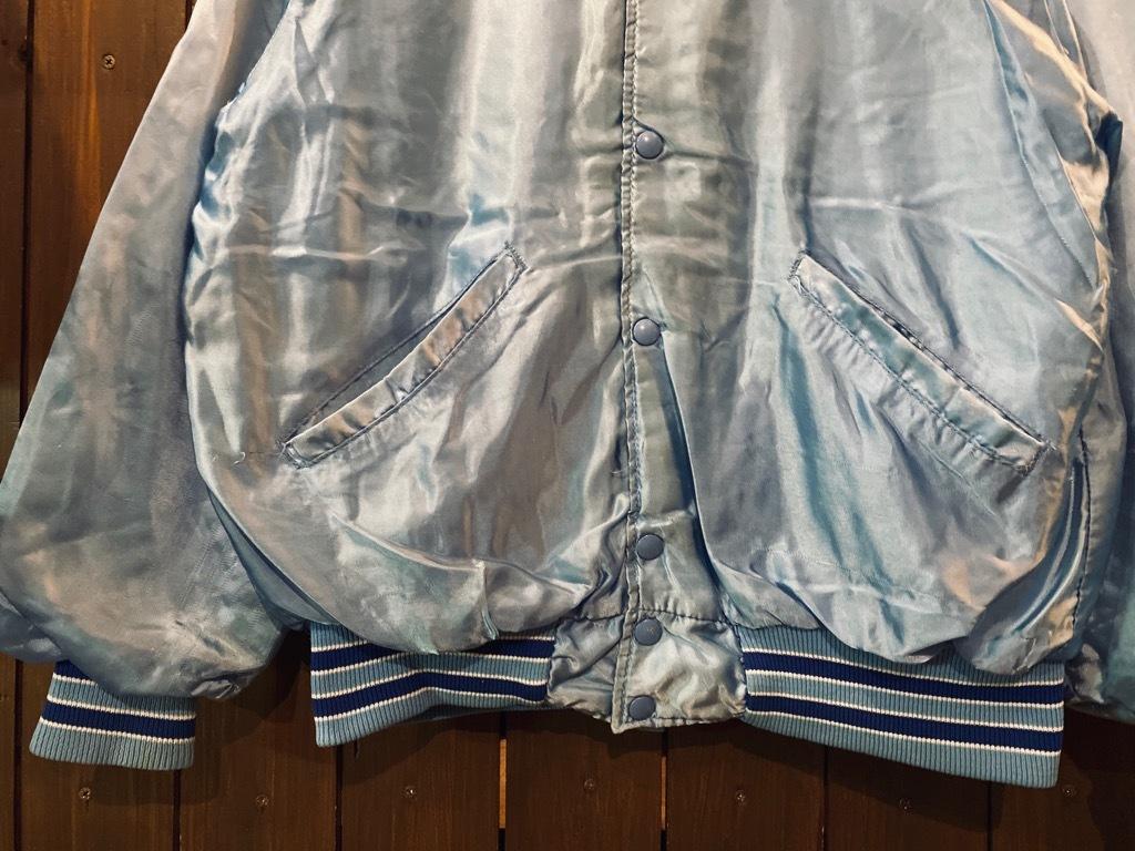 マグネッツ神戸店 8/8(土)Made in U.S.A. Nylon/Satin Varsity Jacket入荷! #3 Chain Stitch!!!_c0078587_15320902.jpg