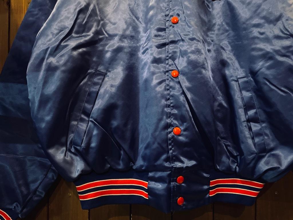 マグネッツ神戸店 8/8(土)Made in U.S.A. Nylon/Satin Varsity Jacket入荷! #3 Chain Stitch!!!_c0078587_15331020.jpg