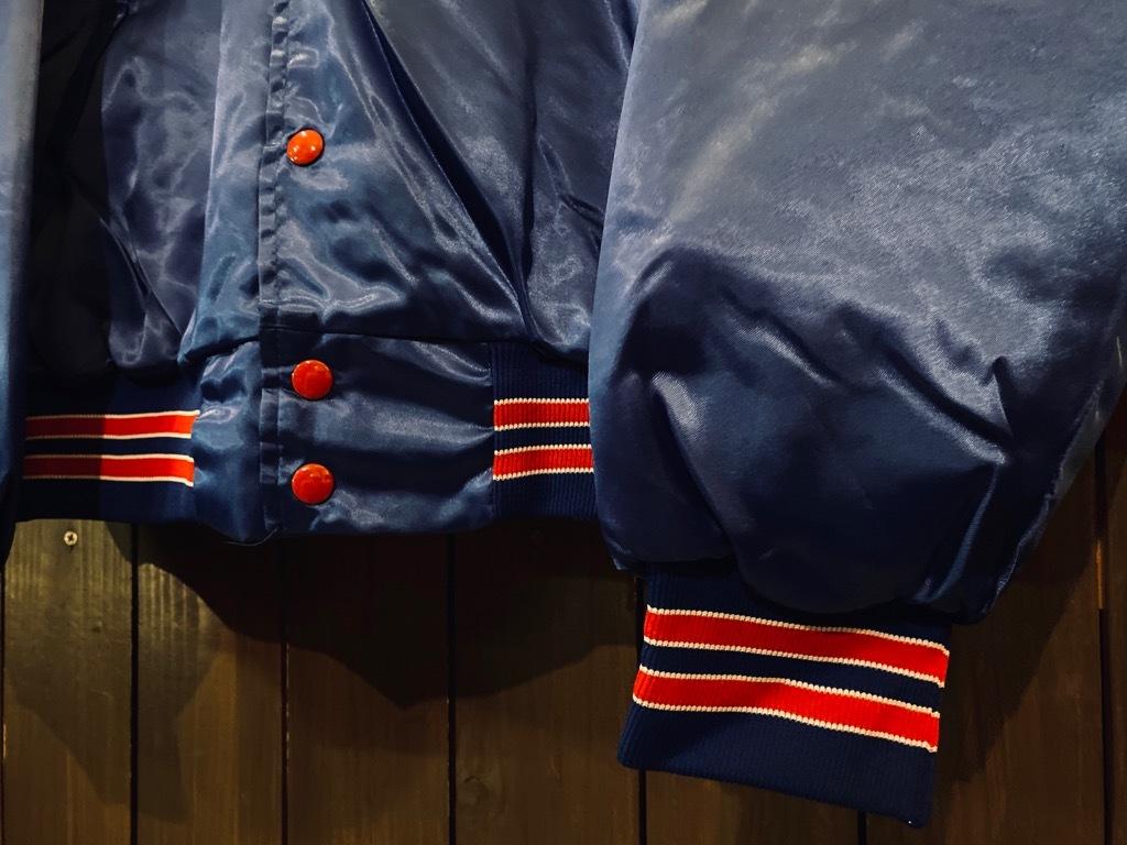 マグネッツ神戸店 8/8(土)Made in U.S.A. Nylon/Satin Varsity Jacket入荷! #3 Chain Stitch!!!_c0078587_15331033.jpg