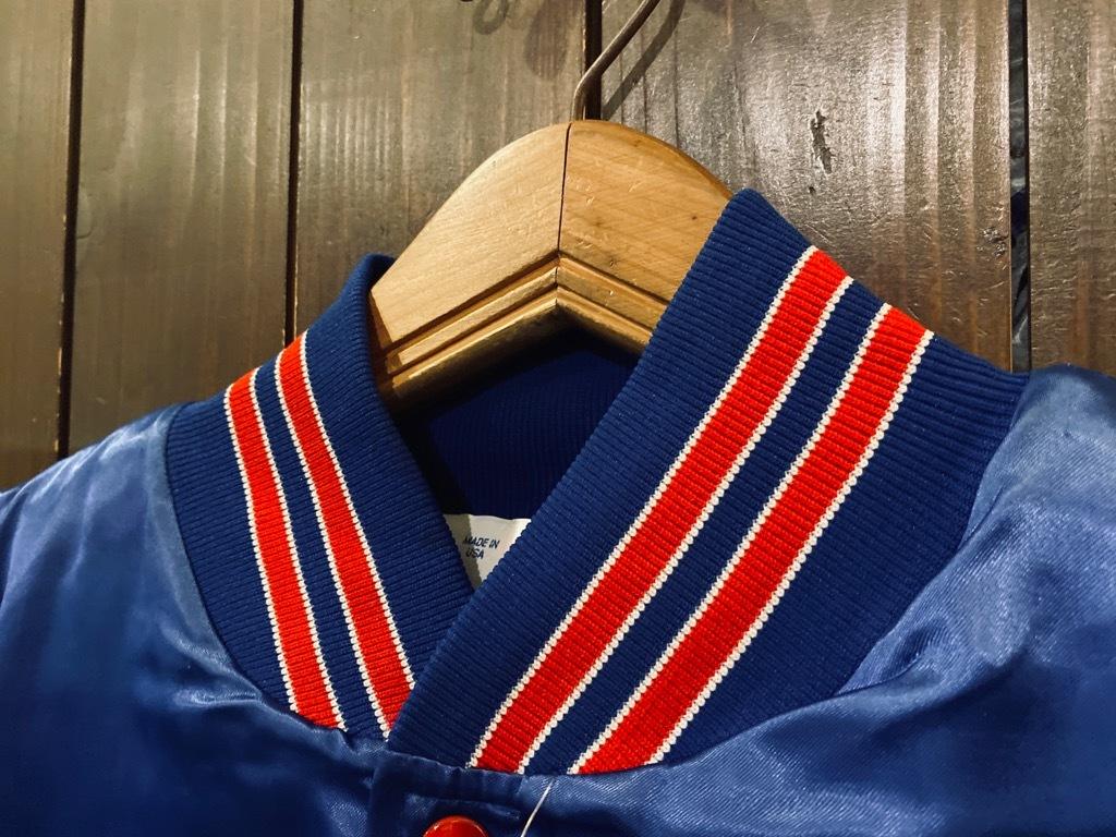 マグネッツ神戸店 8/8(土)Made in U.S.A. Nylon/Satin Varsity Jacket入荷! #3 Chain Stitch!!!_c0078587_15331038.jpg