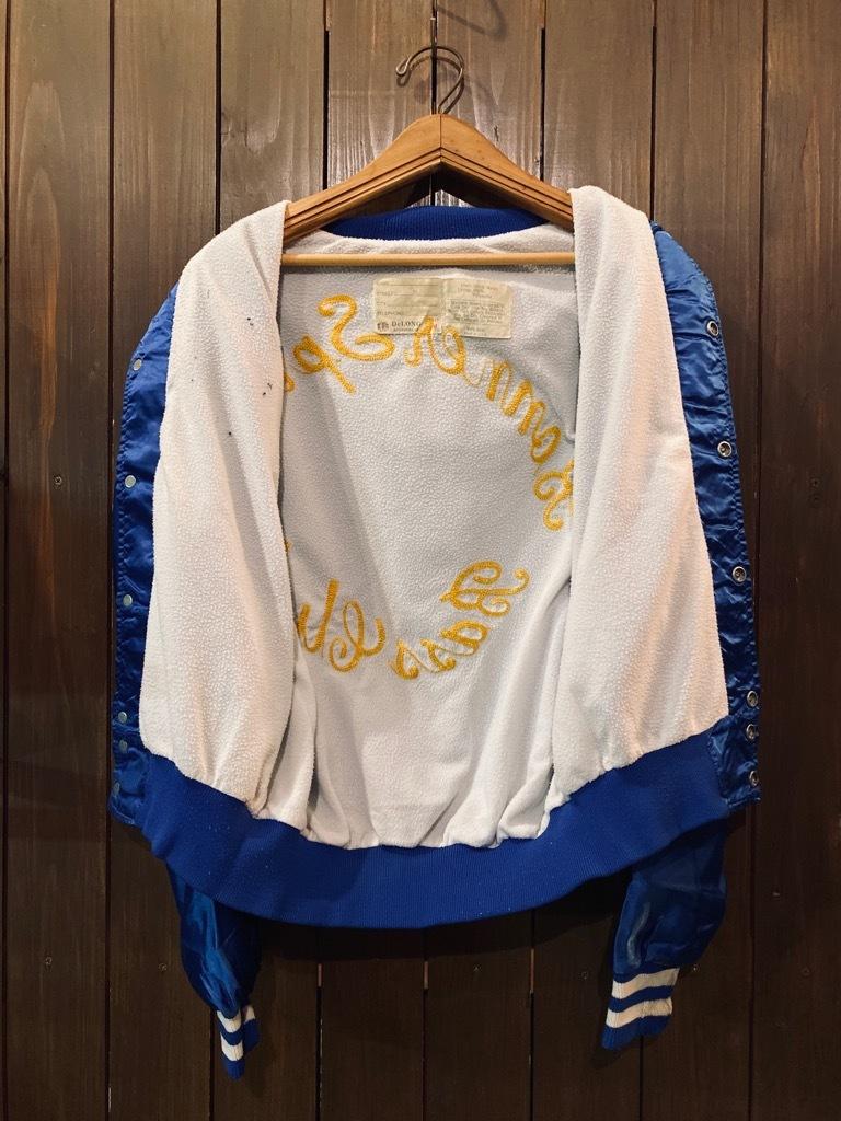 マグネッツ神戸店 8/8(土)Made in U.S.A. Nylon/Satin Varsity Jacket入荷! #3 Chain Stitch!!!_c0078587_15344402.jpg