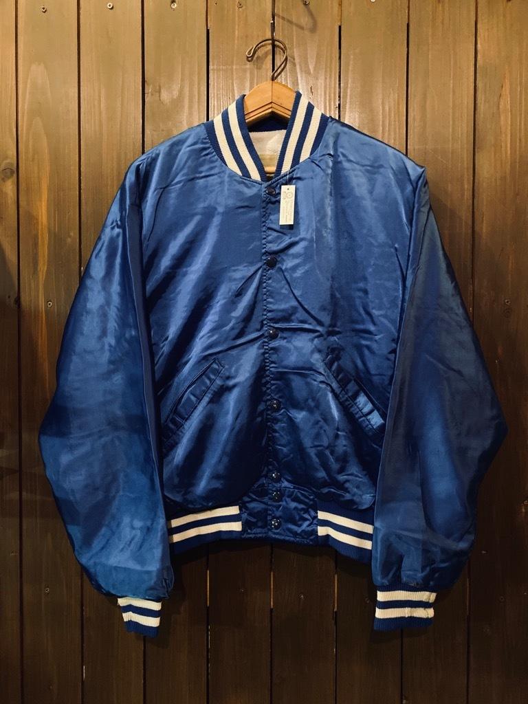 マグネッツ神戸店 8/8(土)Made in U.S.A. Nylon/Satin Varsity Jacket入荷! #3 Chain Stitch!!!_c0078587_15344526.jpg