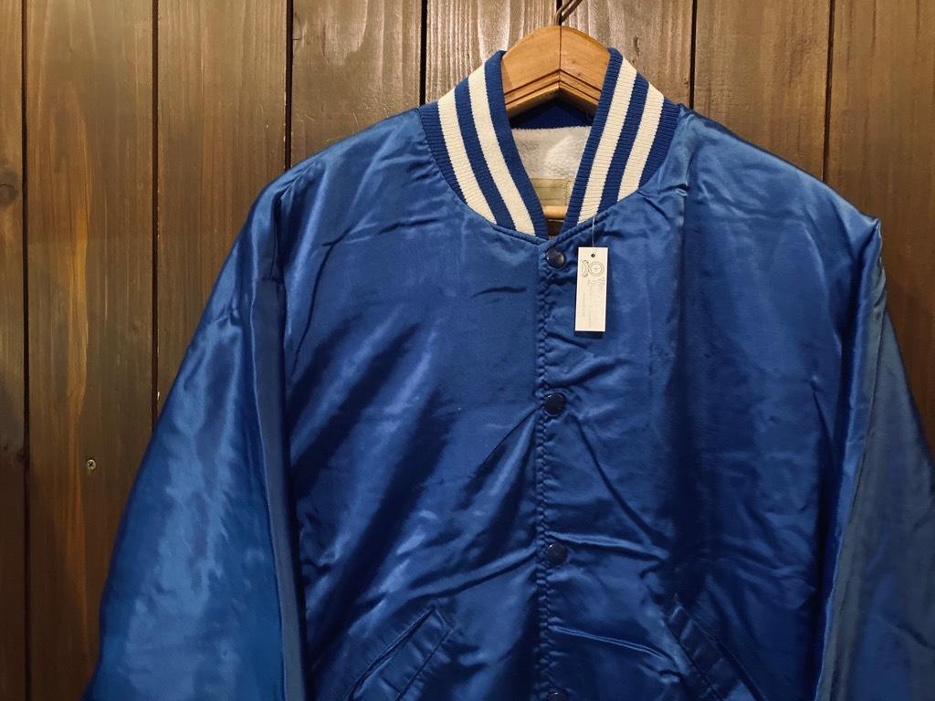マグネッツ神戸店 8/8(土)Made in U.S.A. Nylon/Satin Varsity Jacket入荷! #3 Chain Stitch!!!_c0078587_15350504.jpg