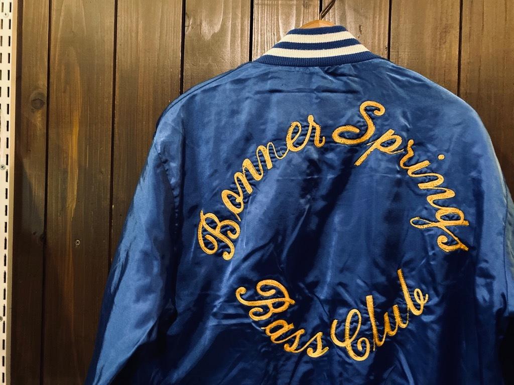 マグネッツ神戸店 8/8(土)Made in U.S.A. Nylon/Satin Varsity Jacket入荷! #3 Chain Stitch!!!_c0078587_15350543.jpg