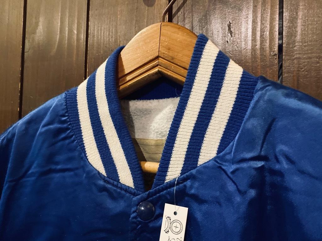 マグネッツ神戸店 8/8(土)Made in U.S.A. Nylon/Satin Varsity Jacket入荷! #3 Chain Stitch!!!_c0078587_15350546.jpg