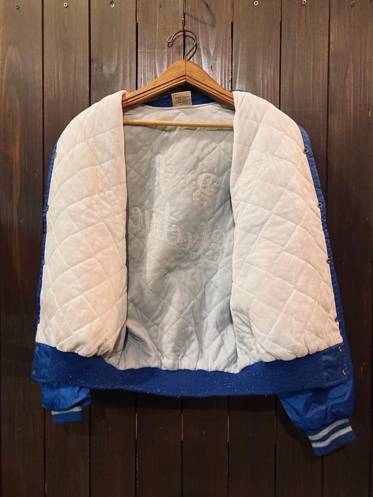 マグネッツ神戸店 8/8(土)Made in U.S.A. Nylon/Satin Varsity Jacket入荷! #3 Chain Stitch!!!_c0078587_15352833.jpg