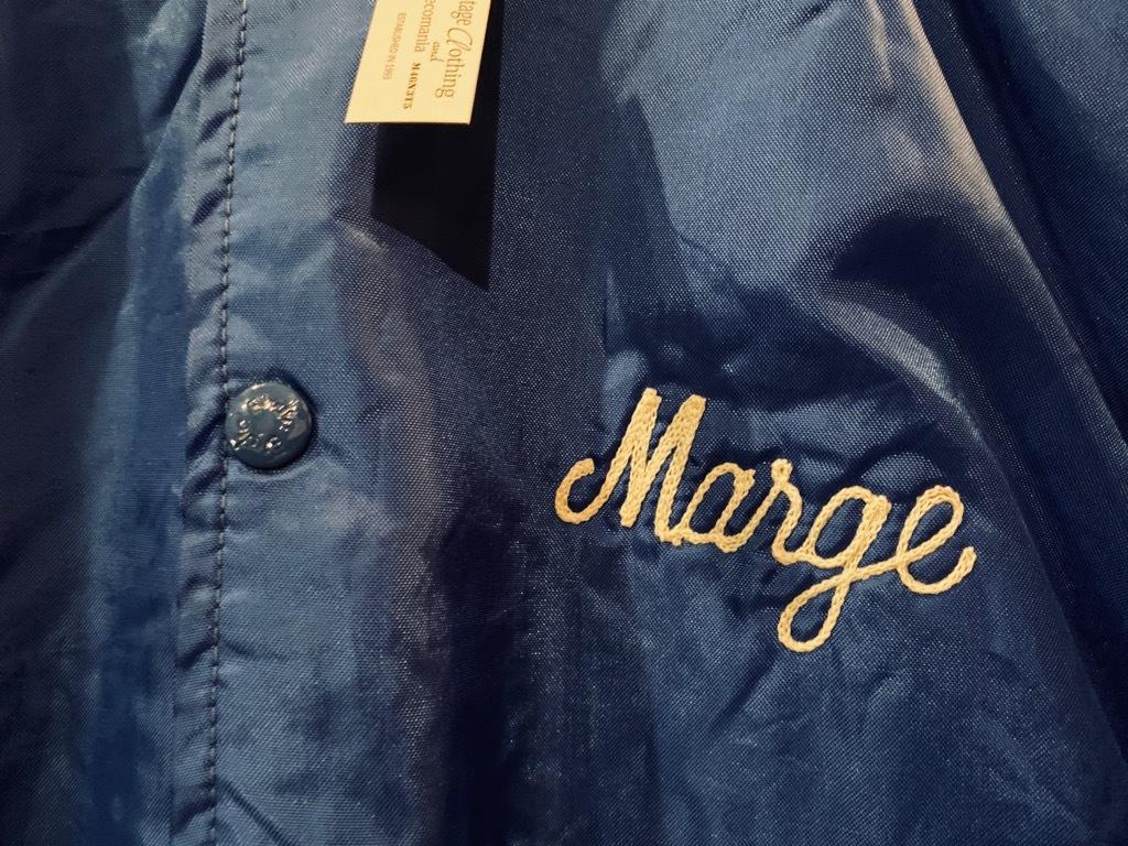 マグネッツ神戸店 8/8(土)Made in U.S.A. Nylon/Satin Varsity Jacket入荷! #3 Chain Stitch!!!_c0078587_15354708.jpg