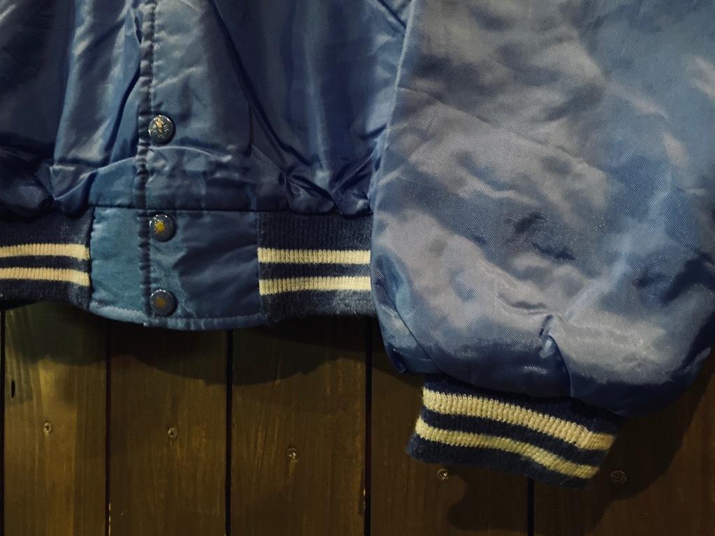マグネッツ神戸店 8/8(土)Made in U.S.A. Nylon/Satin Varsity Jacket入荷! #3 Chain Stitch!!!_c0078587_15354841.jpg