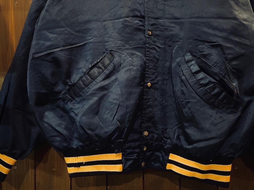 マグネッツ神戸店 8/8(土)Made in U.S.A. Nylon/Satin Varsity Jacket入荷! #3 Chain Stitch!!!_c0078587_15363749.jpg