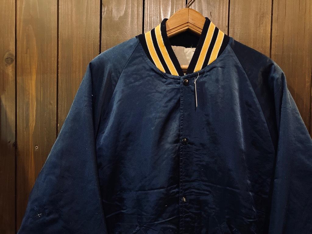 マグネッツ神戸店 8/8(土)Made in U.S.A. Nylon/Satin Varsity Jacket入荷! #3 Chain Stitch!!!_c0078587_15363783.jpg