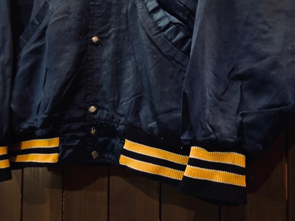 マグネッツ神戸店 8/8(土)Made in U.S.A. Nylon/Satin Varsity Jacket入荷! #3 Chain Stitch!!!_c0078587_15363842.jpg