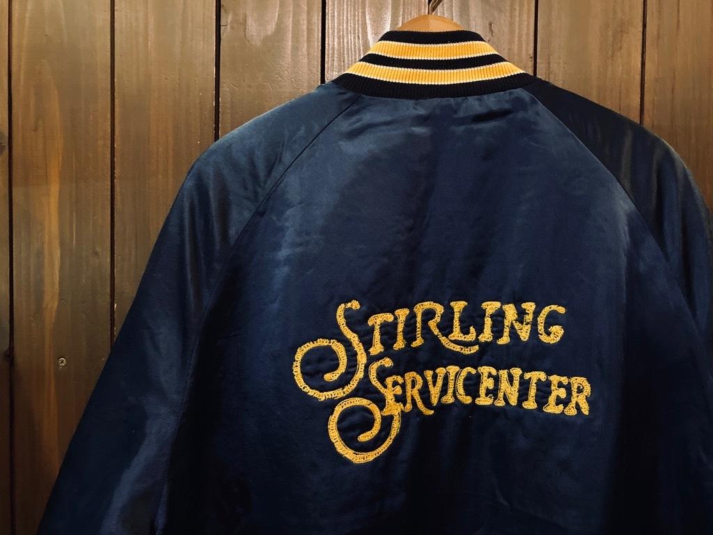 マグネッツ神戸店 8/8(土)Made in U.S.A. Nylon/Satin Varsity Jacket入荷! #3 Chain Stitch!!!_c0078587_15364678.jpg