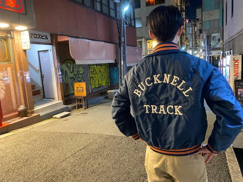 マグネッツ神戸店 8/8(土)Made in U.S.A. Nylon/Satin Varsity Jacket入荷! #2 Mat Body!!!_c0078587_21163128.jpg