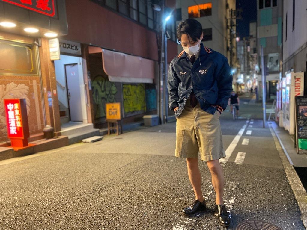 マグネッツ神戸店 8/8(土)Made in U.S.A. Nylon/Satin Varsity Jacket入荷! #2 Mat Body!!!_c0078587_21163176.jpg
