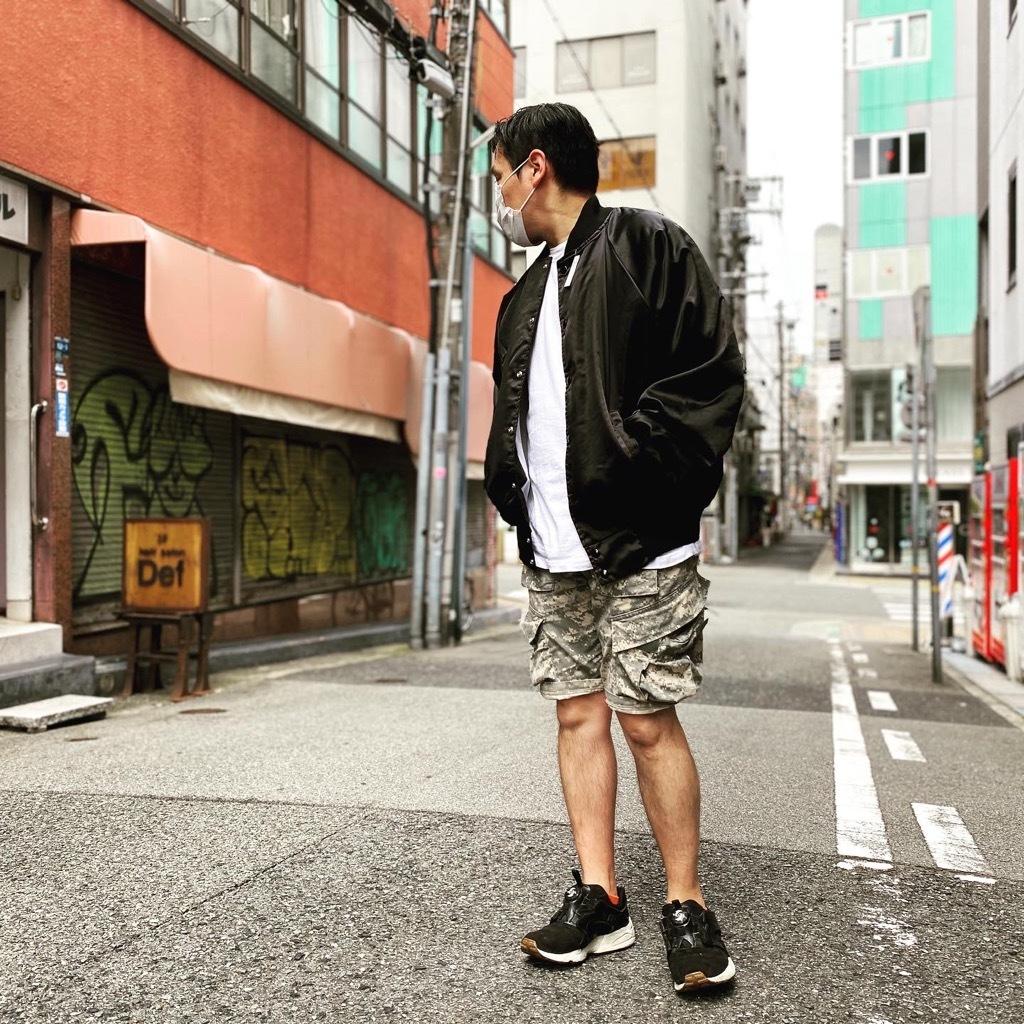 マグネッツ神戸店 8/8(土)Varsity Jacket入荷! #4 Black & White!!!_c0078587_21592079.jpg