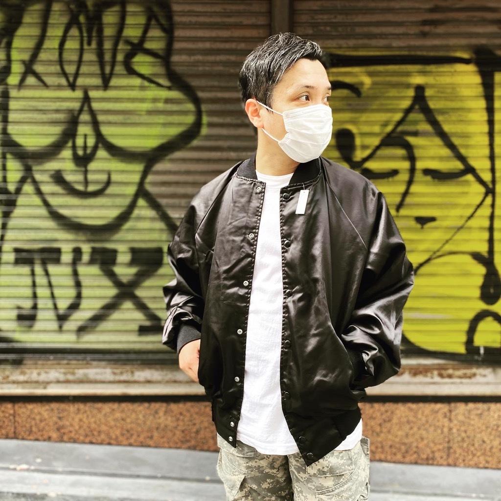 マグネッツ神戸店 8/8(土)Varsity Jacket入荷! #4 Black & White!!!_c0078587_21592133.jpg