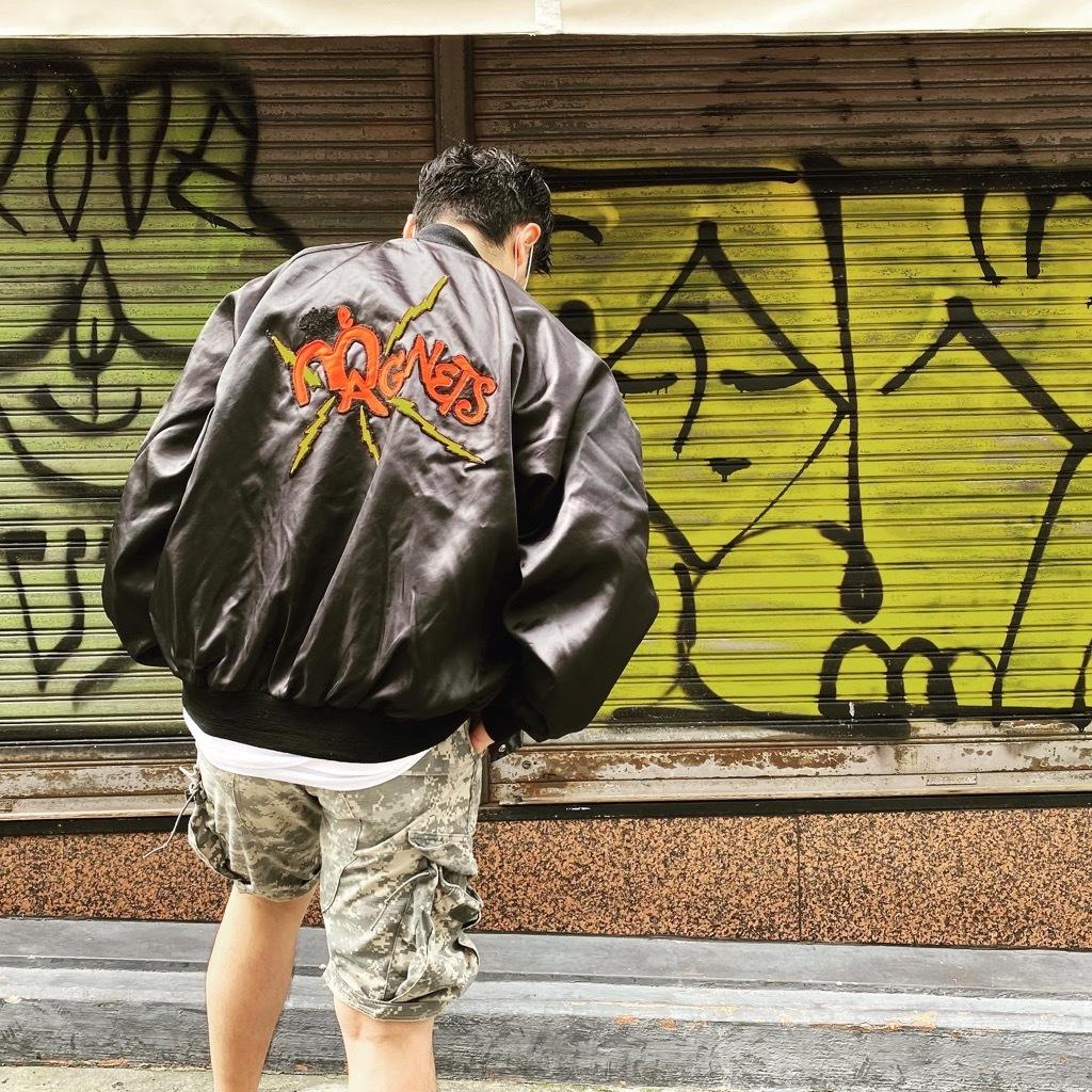 マグネッツ神戸店 8/8(土)Varsity Jacket入荷! #4 Black & White!!!_c0078587_21592138.jpg