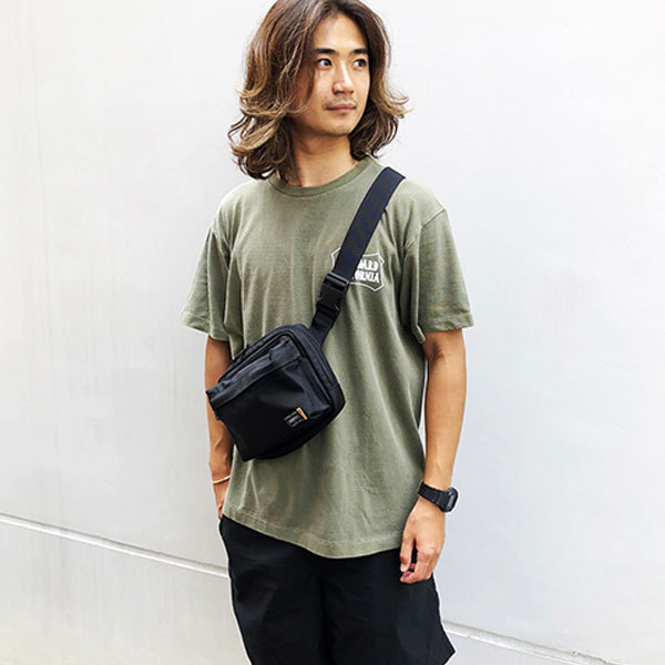 【DELIVERY】 STANDARD CALIFORNIA - PORTER×SD Trip Waist Bag_a0076701_16501914.jpg